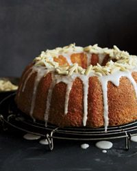 BAKED - I love you. Please make this Lemon Bundt Cake for me. I will invite you to tea and embroider you some napkins.