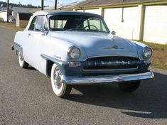 1953 Plymouth Cranbrook Convertible for sale #1816899   Hemmings Motor News