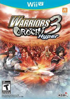 NEW WARRIORS OROCHI 3 HYPER  (Wii U, 2012) KOEI TECMO