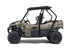 New 2015 Kawasaki Teryx Camo ATVs For Sale in Michigan.
