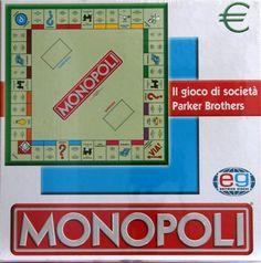 Monopoly Italia version Editrice anterior a Hasbro