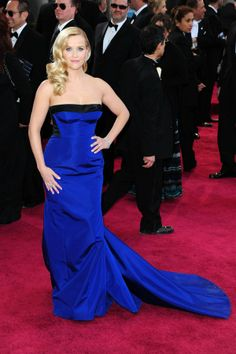 Best Oscars Dresses Of All Time - Reese