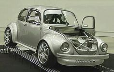 Volkswagen Super Beetle Front Air Dam 1302