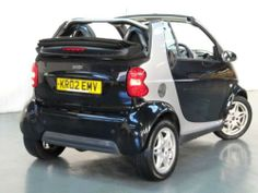 MCC SMART CAR 600cc CONVERTIBLE CABRIOLET * ONLY £1495 * www.thecarwarehouse.co.uk