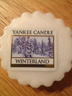 Winterland Yankee Candle® Tart (6 Cnt.) by Yankee. $12.95. Approx. 8 hours of fragrance ea.. 6 Yankee Tarts Wax Potpourri Pieces Net. Wt. 0.8oz (22g) each, Total  Traditional holiday scents of a warm hearth, sugared plums, and candied fruits. Experience the authentic, true-to-life fragrance, with pure natural fruit extracts, and renowned Yankee Candle quality that have made us America's favorite.