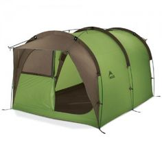 MSR Backcountry Barn Tent *This looks cozy for camping nights. I love camping! Camping Glamping, Camping And Hiking, Camping Survival, Outdoor Survival, Family Camping, Camping Hacks, Camping Gear, Camping Essentials, Camping Stuff