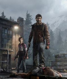 The Last of Us Playstation, Xbox, Zombies, Game Character, Character Design, Character Creation, League Of Legends, Arte Lowrider, Joel And Ellie