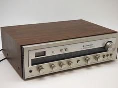 Yamaha receivers vintage