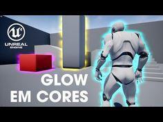 UE4 Tutorial 101 — Glow em cores - YouTube