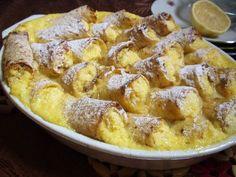 Diócska recept, ahogy a nagy könyvben meg volt írva Hungarian Desserts, Hungarian Recipes, Sweets Recipes, Cooking Recipes, Griddle Cakes, Sweets Cake, Sweet And Salty, No Bake Cake, Food To Make