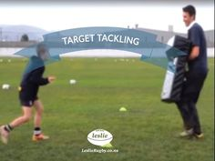 Target Tackling by LeslieRugby #rugby #rugby #skill #coaching #training #tackling #tackle