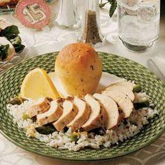 Rosemary Chicken Breasts Recipe