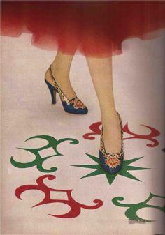 Harper's Bazaar March 1953
