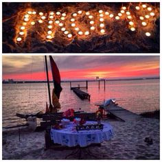Best Our Collection: Super Beautiful Beach Promposal Ideas For Your Wedding Inspiration Best Proposals, Wedding Proposals, Prom Date, Homecoming, Prom Invites, Cute Questions, Cute Promposals, Asking To Prom, Dance Proposal