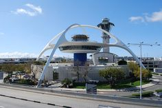 Los Angeles Airport's (LAX) Theme Building