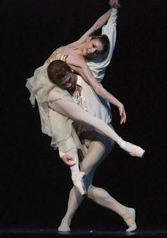 Alina+Cojocaru | Alina Cojocaru - Juliet and Johan Kobborg - Romeo