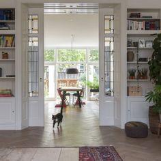 My Living Room, Living Room Interior, Living Area, Home Furniture, Bookcase, Sweet Home, Shelves, Interior Design, Villa