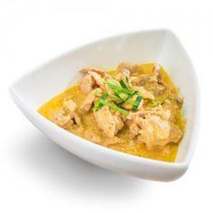 Pollo al Curry Senza Glutine MinceurD