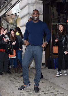 "Idris Elba (6'3"") | 15 Stylish Tall Guys Who Will Sexually Awaken You"