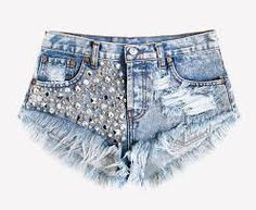 Authentic acid wash, cut off studded denim shorts. Holes, rips and super frayed. **As a part of our unique wash process, actual item will vary Denim Cutoffs, Distressed Denim Shorts, Denim On Denim, Ripped Jean Shorts, Acid Wash Shorts, Studded Shorts, Studded Denim, Silver Shorts, Diy Jeans