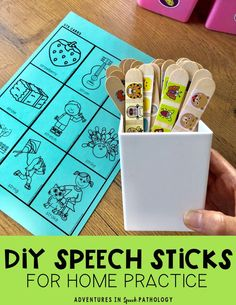5 fun speech therapy ideas for parents to do at home - Adventures in Speech Pathology Articulation Therapy, Articulation Activities, Speech Therapy Activities, Childhood Apraxia Of Speech, Phonological Processes, Speech Delay, Play Therapy Techniques, Speech Pathology, Social Thinking