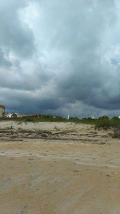 Storm brewing in St Augustine