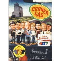 Corner Gas - used to be on WGN. Can't find it now and am so sad. Such a funny show.
