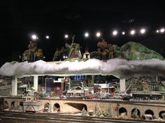 Duke Energy Trains are opening at the Cincinnati Museum Center!