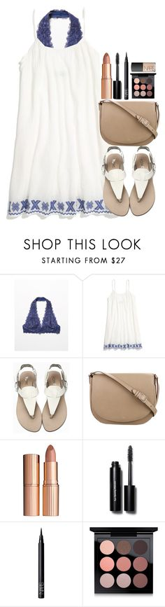 """""""🌸thirty-one """"i know i can treat you better than he can, and any girl like you deserves a gentleman""""🌸"""" by chxrmed-and-dxngerouss ❤ liked on Polyvore featuring Free People, Madewell, CÉLINE, Charlotte Tilbury, Bobbi Brown Cosmetics, NARS Cosmetics and MAC Cosmetics"""