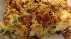Zucchini Au Gratin S Side- Trim Healthy Mama S Side dish