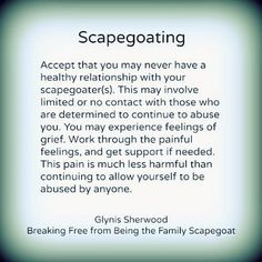 160 Best Scapegoat Quotes images in 2019 | Narcissist