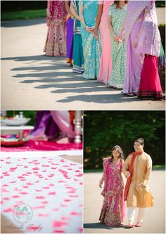 Sunset Crest Manor Indian Hindu wedding ceremony with christian ceremony, multi cultural wedding ceremony | Marcella Treybig Photography Blog