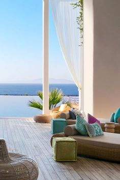 The hotel is known for its peaceful vibe and spa; its pool is one of the largest in Turkey. Kempinski Hotel Barbaros Bay (Bodrum, Turkey) - Jetsetter