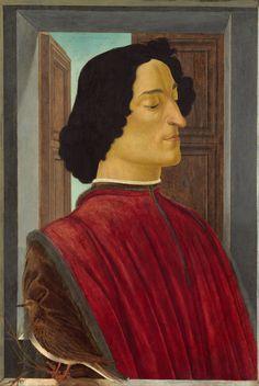Sandro Botticelli, Giuliano de Medici