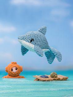 Ravelry: Dolphin pattern by Megan Kreiner