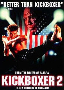 Kickboxer 2 Also Known As Kickboxer 2 The Road Back Is A 1991 American Martial Arts Film Directed By Albert Pyun And Writte Artista Marcial Marcial Artistas