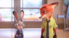 """Zootopia: Bande annonce délirante du """"paresseux"""" par Disney"""