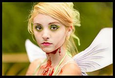 zombie tinkerbell costume - Google Search