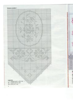 I miei lavori all'uncinetto: Diana creazioni - tendine bistrot