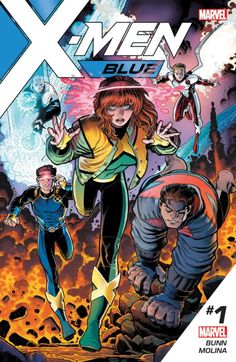 X-Men Blue #1 - Art Adams