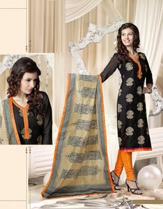 Buy Online Indian Suits and Sarees For Orders and Queries please Whatsapp on +919714569410 Or DM me. Limited offer. hurry Fabric : Chanderi cotton Price : Rs. 1575 INR/ $29 USD + Shipping #pihufashion #fashion #indian #desistyle #dev007