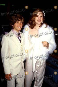 melissa+gilbert+1980 | Photo - Melissa Gilbert with Her Brother Johnathan Gilbert 5-1980 ...