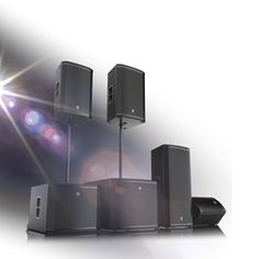 ETX Professional Portable Powered Loudspeakers by Electro-Voice