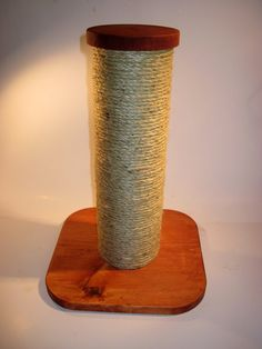 15 sisal rope cat scratching pos by MrFinnsScratchPost on Etsy