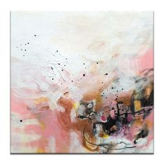 "Artist Lane 60615 by Amanda Morie Painting Print on Wrapped Canvas Size: 16"" H x 16"" W x 1.5"" D"