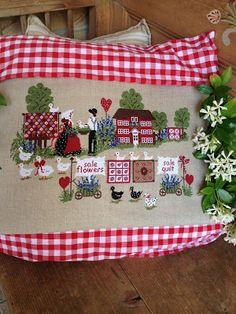 Lilli Violette: Sale quilt