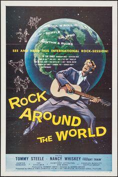 Rock Around the World (1957)