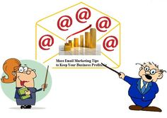 It is very significant that you must come out with a method that your e-mail gets distributed correctly and you must make sure that emails you sent are seen by your viewers. If these two basics not get fulfilled then your mass email marketing campaign gets devastated.