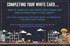 Why Take Up White Card Training
