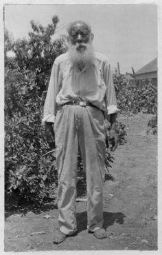 PORTRAITS OF EX-SLAVES (1930s)